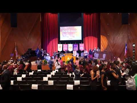 Huston-Tillotson University Charter Day Convocation 2021