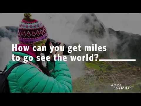 How to Earn Miles