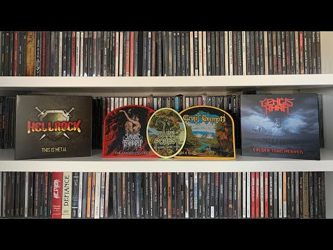 Metal Mailbox #52 - Steel Shark Records & Desecration of Souls Productions