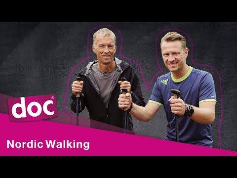 Grundlagen Nordic Walking | doc Alltagsexperten