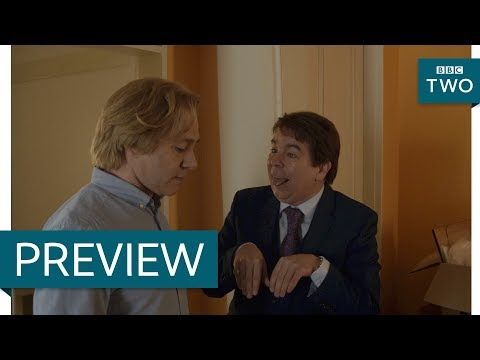 connectYoutube - Someone's put an offer in - Inside No. 9: Once Removed Preview - BBC Two