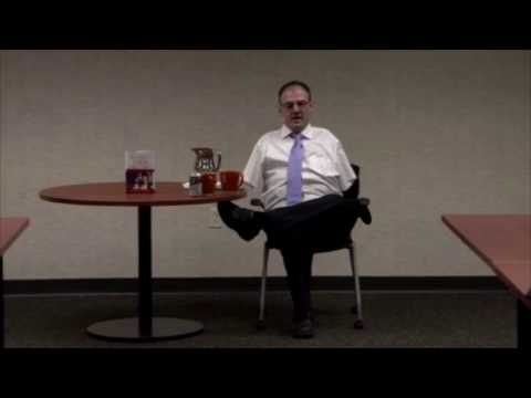 John Foppe live at the BW Leadership Institute