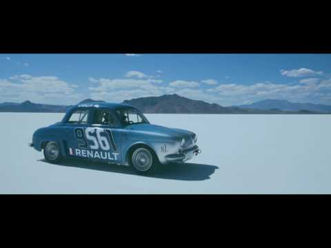 Renault Classic: Alain Prost and his son Nicolas Prost on a terrific project with a Dauphine