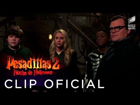 """PESADILLAS 2: NOCHE DE HALLOWEEN. ¿Se hará realidad"""" En cines 26 de octubre."""