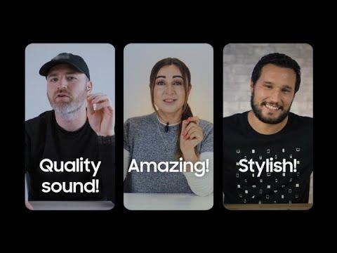 Galaxy Buds Live Expert Review Highlight | Samsung