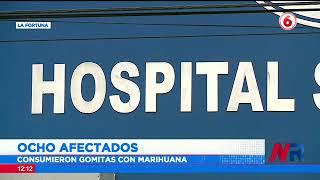 Habla mujer que llevó las gomitas con marihuana a casa de familia en San Carlos