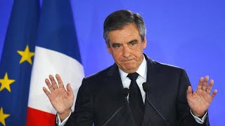 Former French PM François Fillon sentenced to prison over 'fake jobs' scandal