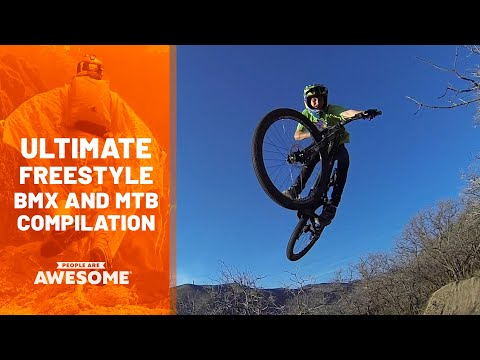 Ultimate Freestyle BMX & Mountain Biking Compilation