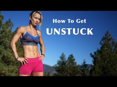 HOW TO GET UNSTUCK | Coffee Talk & Weekly ZGYM