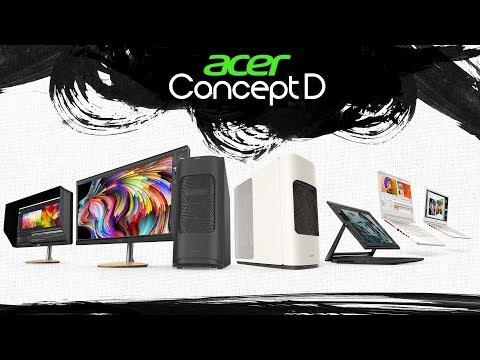 Acer ConceptD Pro, Predator 300 и другие новинки IFA 2019 photo