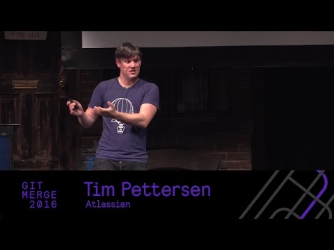 Tracking Huge Files with Git LFS, Tim Pettersen - Git Merge 2016