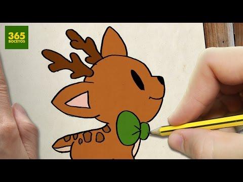 Como Dibujar Una Galleta Para Navidad Paso A Paso Dibujos Kawaii