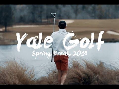 Spring Break 2018 (College golfer edition)