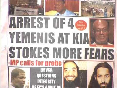 Newspaper headlines - Adom TV (5-2-16)