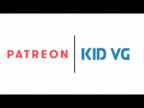 Patreon x KidVG