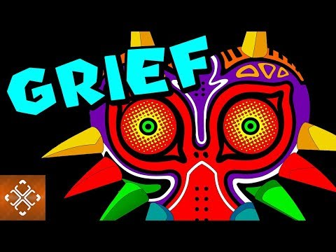 connectYoutube - ZELDA THEORY: The Five Stages Of Grief In Majora's Mask