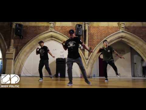 Body Politic x Kinjaz | Pat Cruz | Versace on The Floor