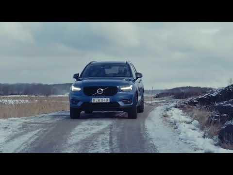 Nya Volvo XC40 – Köregenskaper och smarta funktioner