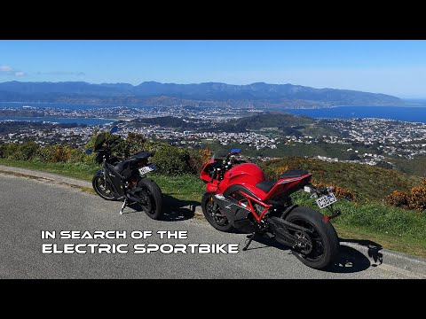 Energica Vlog // What to buy when you really like 600cc sportbikes