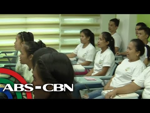 Saudi Arabia, Japan nangangailangan ng Pinoy nurses, care workers
