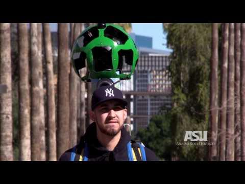 Google Mapping Project @ Arizona State University