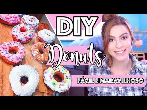 DIY :: Os Melhores Donuts q vc já comeu!