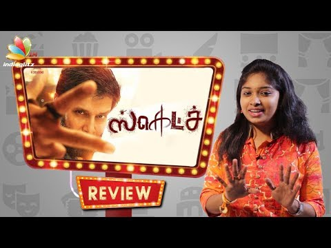connectYoutube - Sketch Movie Review by Vidhya | Vikram, Tamanna, Vijay Chandar