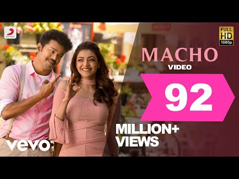 Maacho Tamil Video Song With Lyrics, Mersal Movie Song