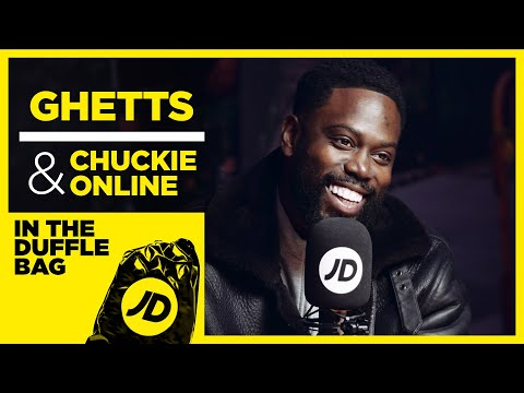 "jdsports.co.uk & JD Sports Discount Code video: GHETTS & CHUCKIE ONLINE ""AT THIS POINT I AM ONLY COMPETING WITH MYSELF"" 