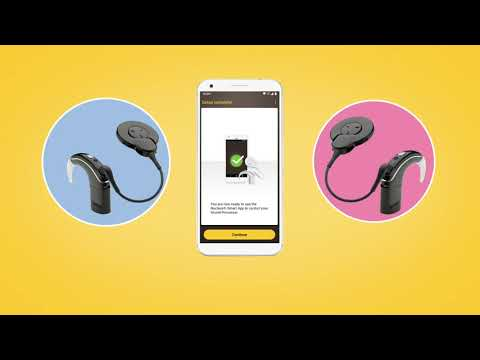 Nucleus® 7 Stream from a compatible Android animation