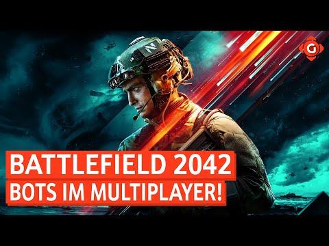 Battlefield 2042: Bots im Multiplayer! Housemarque: Entwickler von Sony übernommen! | GW-NEWS