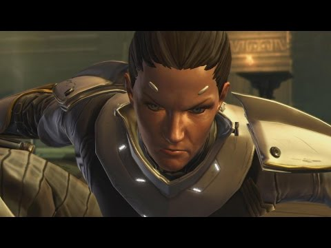 Every Cutscene of Star Wars: The Old Republic - Knights of the Eternal Throne Chapter 1 (Dark Side)
