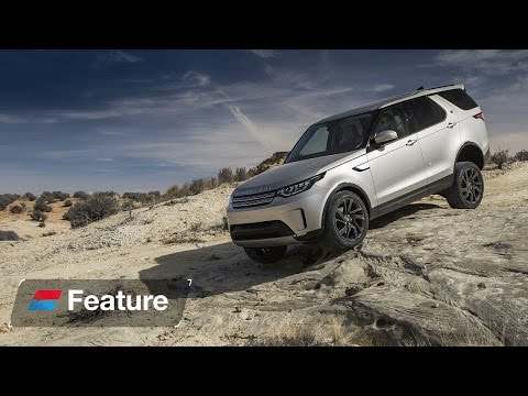 2017 Land Rover Discovery Road Trip