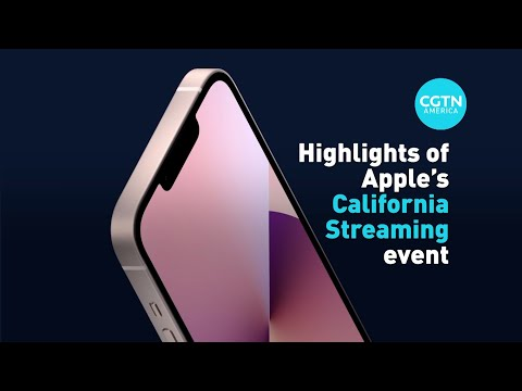 New iPhones and more: Highlights from Apple's event