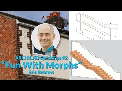 ARCHICAD QuickTips Tutorial #2 - Fun with Morphs