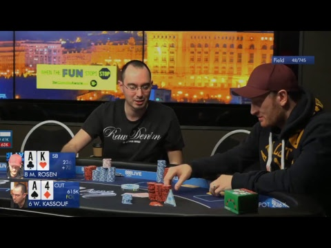 Featured Table | 888poker LIVE London Kickoff