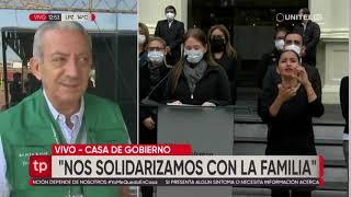Duelo departamental por siete días por la muerte del doctor Óscar Urenda e instalan capilla ardiente