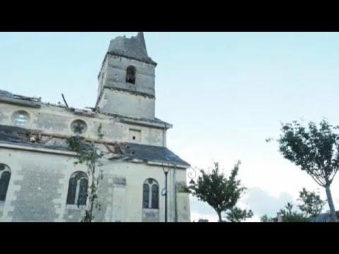 """Tornádó pusztított Franciaországban és <span class=""""search-everything-highlight-color"""" style=""""background-color:orange"""">Belgiumban</span>"""