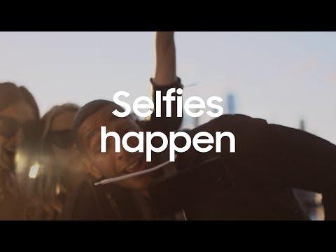 Samsung Care+ - Selfies happen