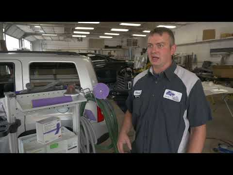 Total Automotive Sanding System - Testimonial - Shane Wiley
