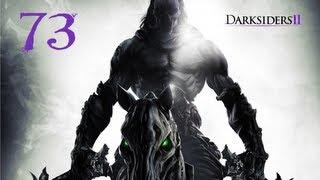 Прохождение Darksiders 2 - Часть 73 — Босс: Судья душ