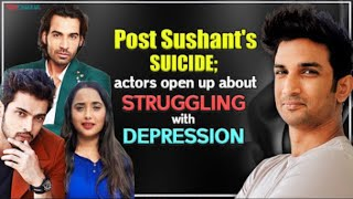 Post Sushant Singh Rajput's demise, Parth, Arhaan, and other actors come out & share their stories I - TELLYCHAKKAR