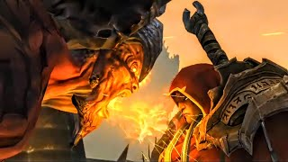 Samael and 4 Chosen Ones: Story of Demon and War the Horseman of Apocalypse (Darksiders 1)