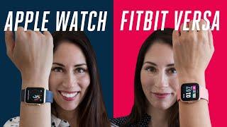 Apple Watch vs Fitbit Versa