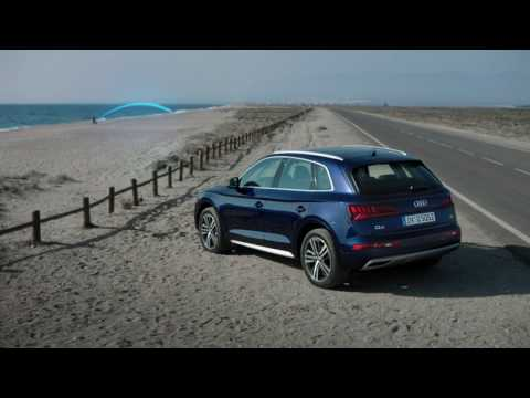 The new Audi Q5 - connect