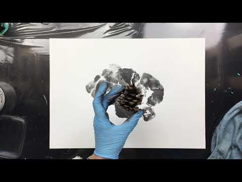 ( 809 ) Viarco ArtGraf's kneadable graphite putty part 2