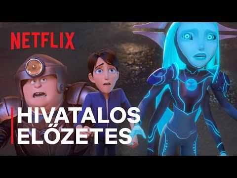 Trollvadászok: A titánok felemelkedése   Guillermo del Toro   Hivatalos előzetes   Netflix