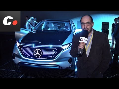 Eléctricos e Híbridos | Salón de París 2016 | Mondial de l'Automobile | coches.net