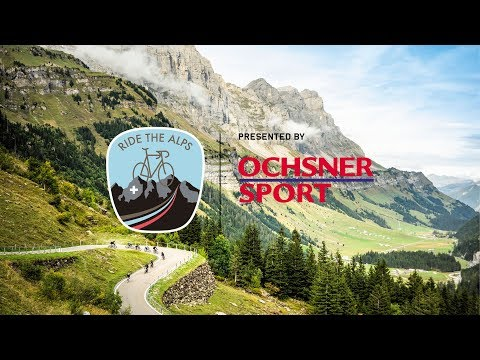 Ride the Alps - Autofreie Pässe für Velofans.
