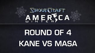 ShoutCraft America Winter - RO4 - mYinsanity.Kane vs. ROOTMasa - BO5